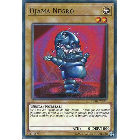 Ojama Negro / Ojama Black