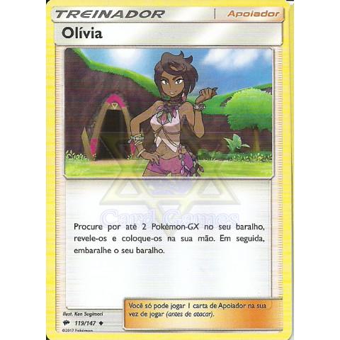 Olivia (Burning Shadows 119)