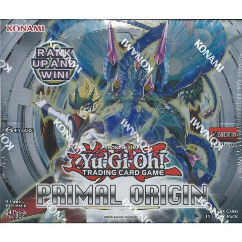 Origem Primordial Booster Box
