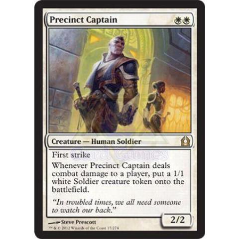 Precinct Captain / Capitão da Jurisdição