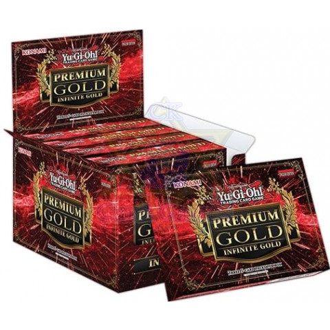 Premiére Ouro: Ouro Infinito Caixa c/5 / Premium Gold: Infinite Gold Box c/5