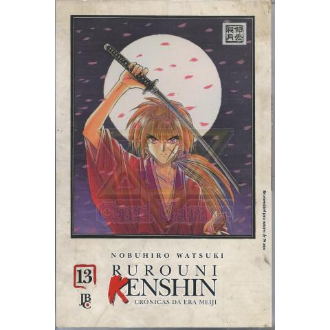 Rurouni Kenshin #13 - Mangá