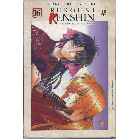 Rurouni Kenshin #16 - Mangá