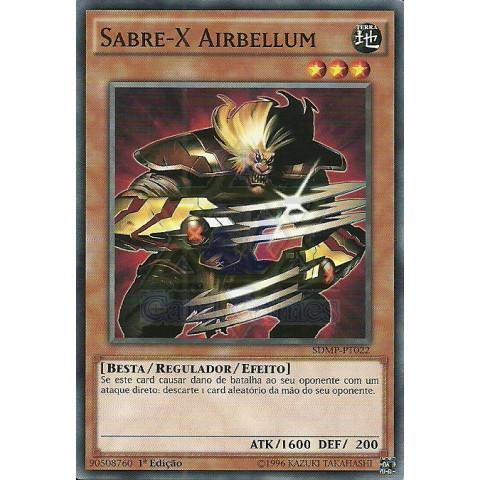 Sabre-X Airbellum / X-Saber Airbellum