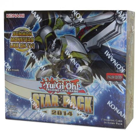 Star Pack 2014 Box