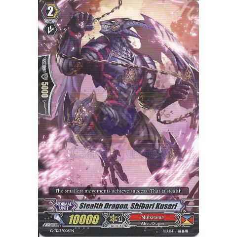 Stealth Dragon, Shibari Kusari