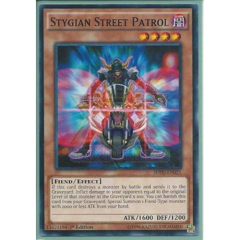 Stygian Street Patrol / Patrulha de Rua de Estígia