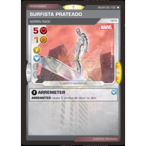 Surfista Prateado BSUM 29/100