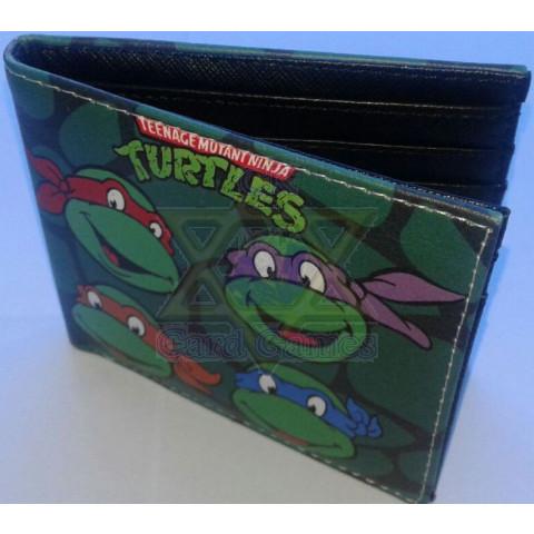 Teenage Mutant Ninja Turtles - Carteira