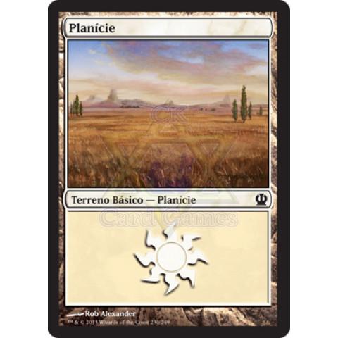 Terreno Básico - Planície / Basic Land - Plains