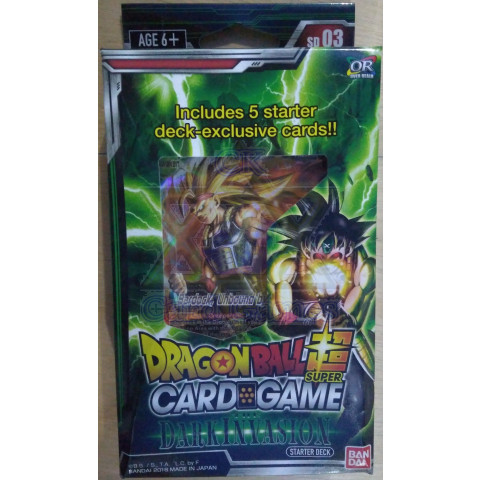 The Dark Invasion Starter Deck