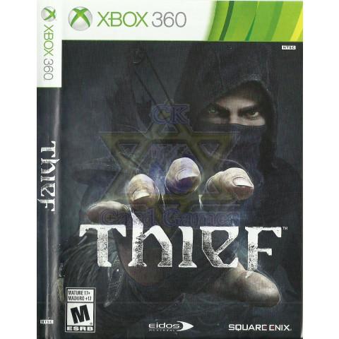 Thief - Jogo - Xbox 360 (Seminovo)