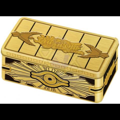 Lata Sarcófago Dourado 2019 / 2019 Gold Sarcophagus Tin (encomenda)