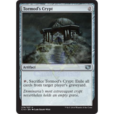 Tormod's Crypt / Cripta de Tormod