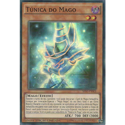 Túnica do Mago / Magician's Robe