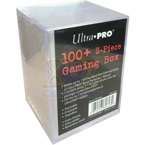 UP Deck Box Acrílica 100+ G Sleeved Cards # 82623