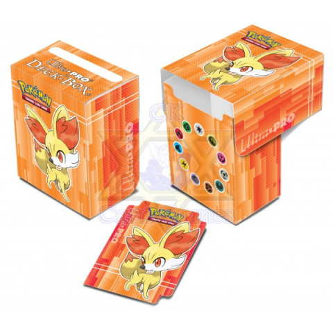 UP Deck Box PKM XY Fennekin