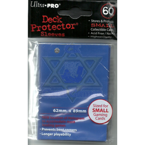 UP Sleeve Avulso P Blue 62x89mm