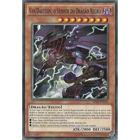 Van'Dalgyon, o Senhor do Dragão Negro / Van'Dalgyon the Dark Dragon Lord