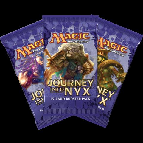 Viagem Para Nyx Booster Pack