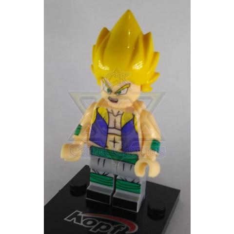 Gotenks SSJ - Dragon Ball - Miniatura - Blocos