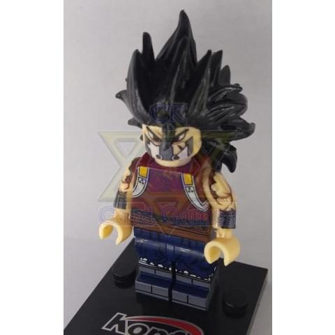 Cumber - Dragon Ball - Miniatura - Blocos