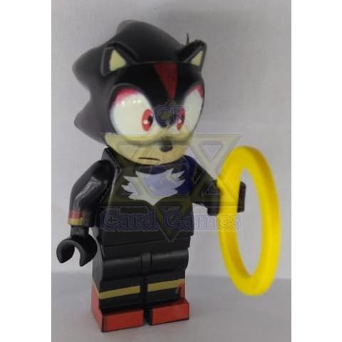 Shadow - Sonic o ouriço - Miniatura - Blocos