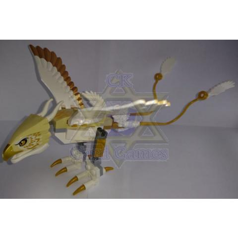 Pássaro Trovão - Harry Potter - Miniatura - Blocos