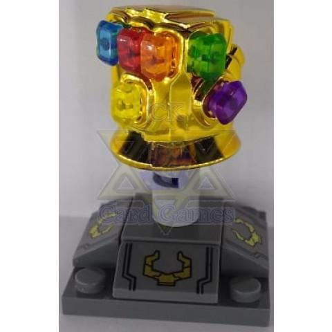 Manopla do Infinito - Marvel - Miniatura - Blocos