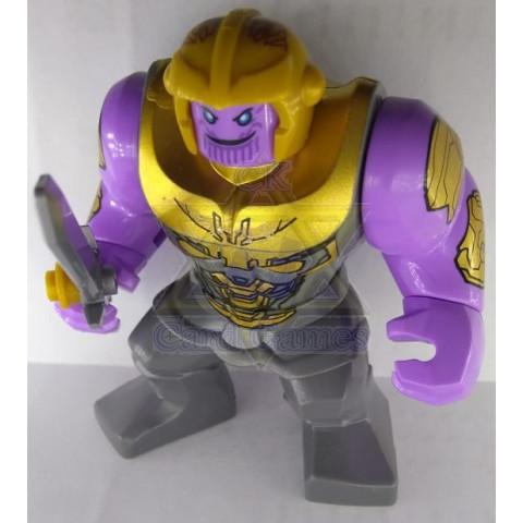 Thanos - Marvel - Miniatura - Blocos