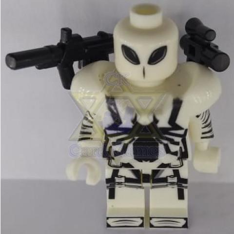 Agente Anti-Venom - Marvel - Miniatura - Blocos