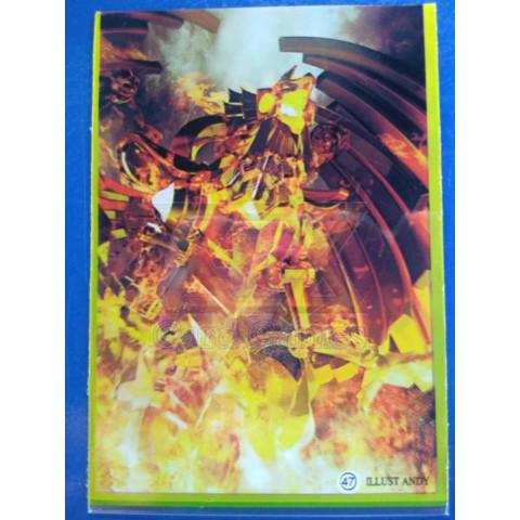 IM Sleeve Avulso P O Dragão Alado de Rá Art- 62x89mm