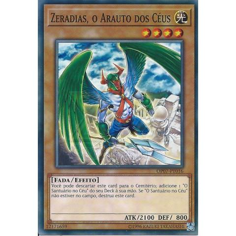 Zeradias, o Arauto dos Céus / Zeradias, Herald of Heaven 90%