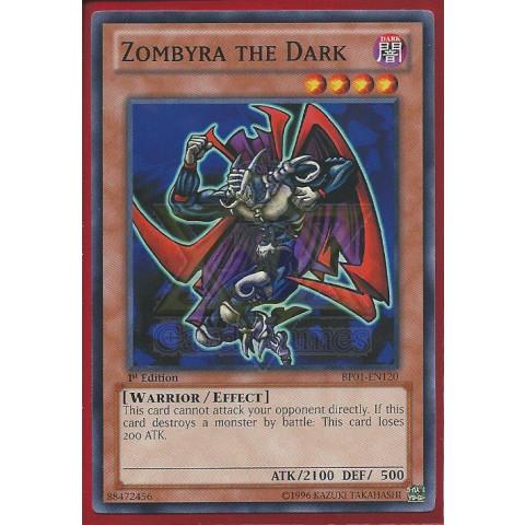 Zombyra the Dark