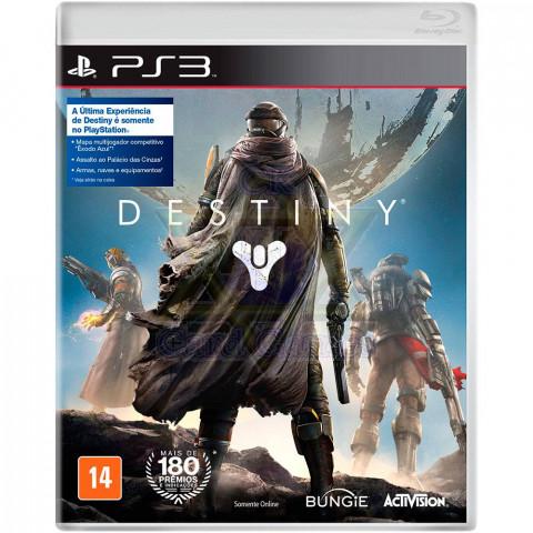 Destiny - Jogo - PS3 (Seminovo)