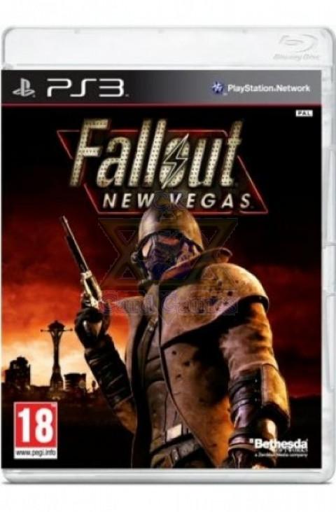 Fallout: New Vegas - Jogo - PS3 (Seminovo)