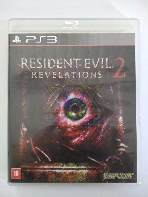 Resident Evil: Revelations 2 - Jogo - PS3 (Seminovo)