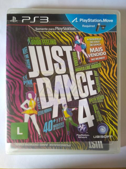 Just Dance 4 - Jogo - PS3 (Seminovo)