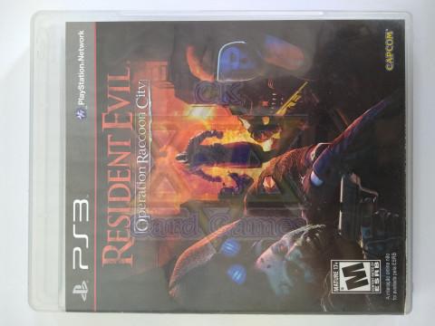 Resident Evil: Operation Raccoon City - Jogo - PS3 (Seminovo)