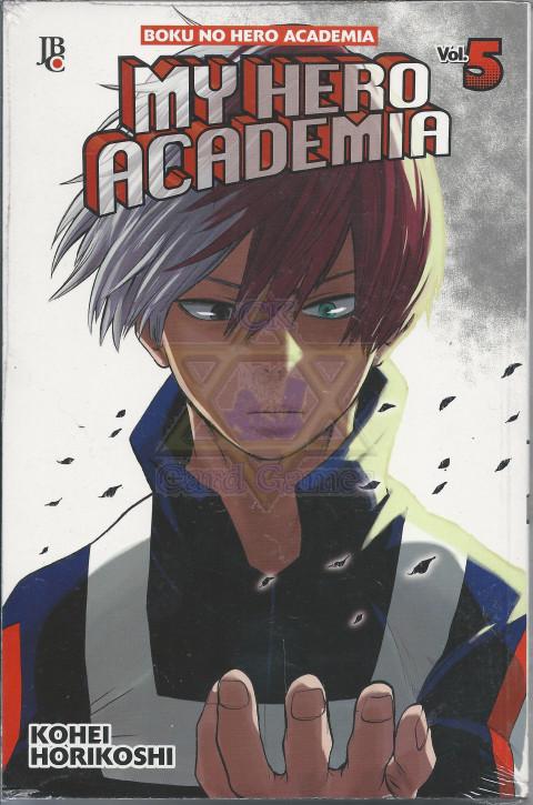 My Hero Academia #05 - Mangá