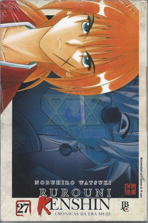 Rurouni Kenshin #27 - Mangá