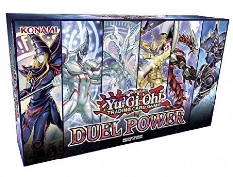 O Poder do Duelo - Caixa / Duel Power - Box