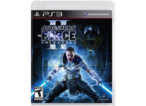 Star Wars: The Force Unleashed II - Jogo - PS3 (Seminovo)