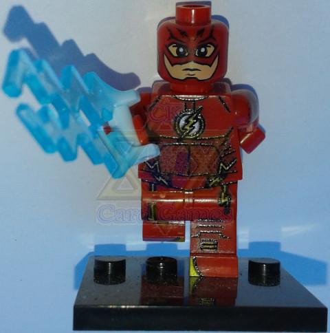 Flash - DC - Miniatura - Blocos