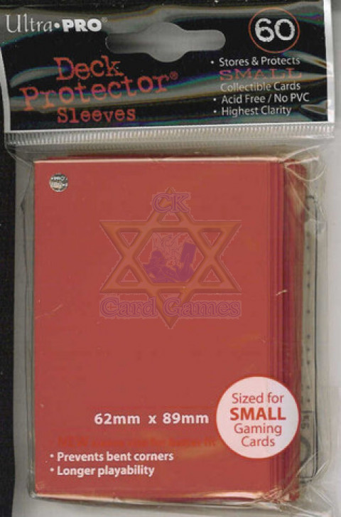 UP Sleeve Avulso P Red 62x89mm