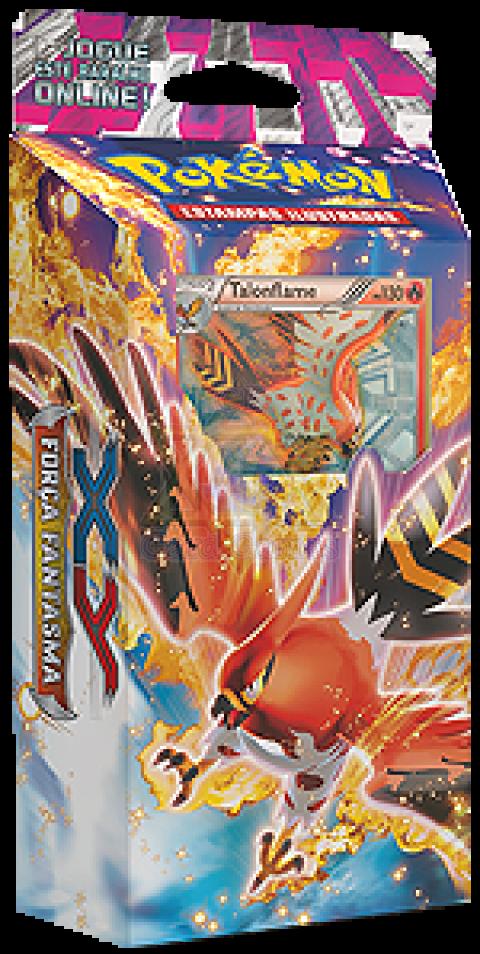 Ventos Ardentes - Deck - XY4 Força Fantasma