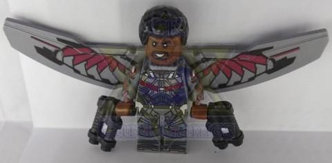 Falcão - Marvel - Miniatura - Blocos
