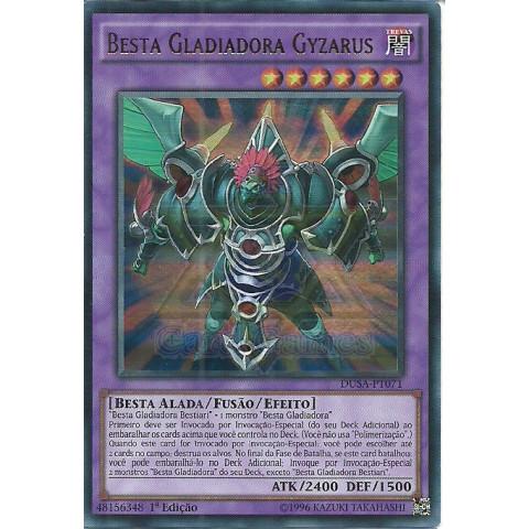 Besta Gladiadora Gyzarus / Gladiator Beast Gyzarus