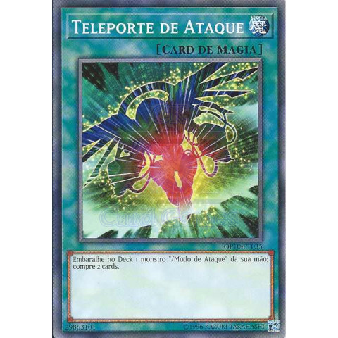 Assault Teleport / Teleporte de Ataque 90%