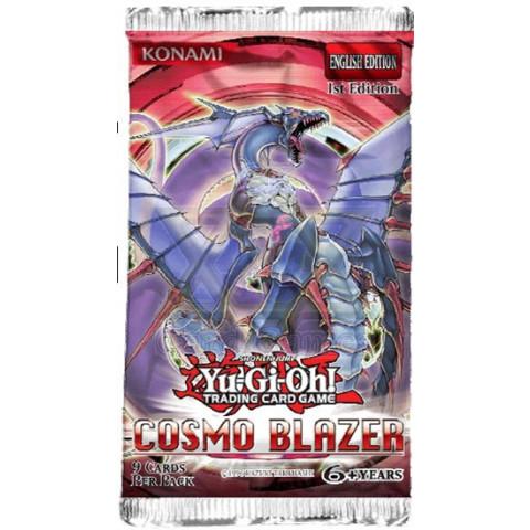Explosão Cósmica Pacote / Cosmo Blazer - Booster